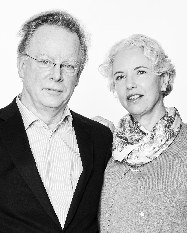 Peter Baldwin and Lisbet Rausing