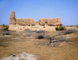 Tumsukly Minara caravanserai